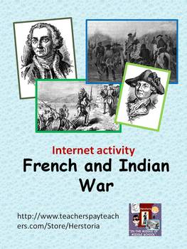 French & Indian War - Internet Activity