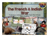 French & Indian War PowerPoint & Student Infographic Notes