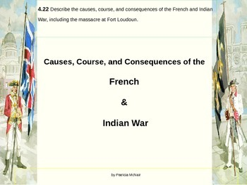 French & Indian War (TN CCSS 4.22)