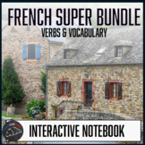 French Interactive notebook - Foldables - Super Bundle