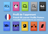 FRENCH International Baccalaureate (IB) Learner Profile Po