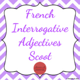 French Interrogative Adjectives Scoot! [Les adjectifs inte