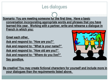 French Introductions Project
