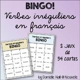 French Irregular Verbs BINGO!