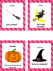 """French: L'HALLOWEEN """"J'AI ... QUI A?"""", Game, Core & Immers"""