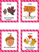 """French: L'AUTOMNE """"J'AI ... QUI A?"""", Game, Core & Immersion: PRIMARY"""