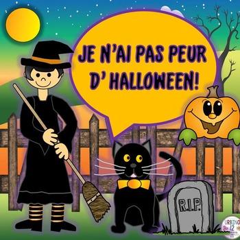 French: Je n'ai pas peur d'Halloween!