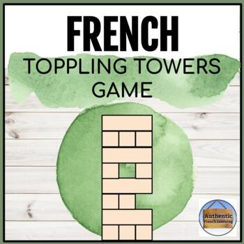 French Jenga