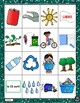 French – Jour de la Terre - LOTO – Earth Day BINGO