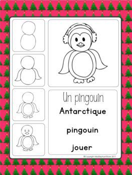 French Journal Prompts Maternelle Kindergarten