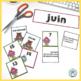 French June Calendar Cards | JUIN