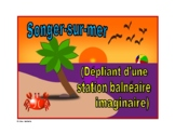 French June Writing Activity (Imaginary Beach Resort Brochure)