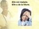 French La forme et la sante - Medical and health vocabulary