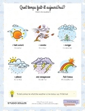 French Language Poster Bundle Pack (10 Posters in ONE!)
