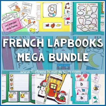 French Lapbooks MEGA Growing Bundle