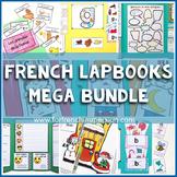 French Lapbooks MEGA Growing Bundle includes French Phonics Lapbooks