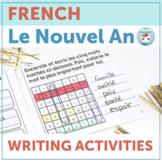 French New Year's Activity | Le Nouvel An | La nouvelle année 2018