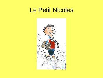 French - Le Petit Nicolas - Introduction