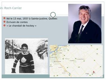 French - Le chandail de hockey