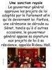 """French: """"Le système de gouvernement au Canada"""", Sciences Sociales"""