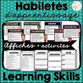 French Learning Skills - Ontario - Habiletés d'apprentissage