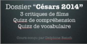 French Lecture - Dossier Césars 2014