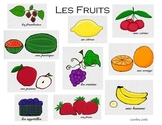 French - Les Fruits