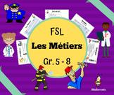 French: Les Métiers