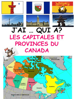 French: Les provinces/territoires et capitales du Canada,