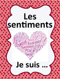 French: Les sentiments, Cartes éclairs, Core French & French Immersion