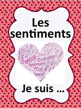 French: Les sentiments, Cartes éclairs, Core French & Fren