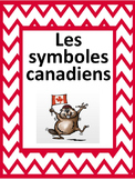 French: Les symboles canadiens, Cartes éclairs, Core Frenc