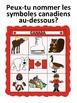 French: Les symboles canadiens, Cartes éclairs, Core Frenc