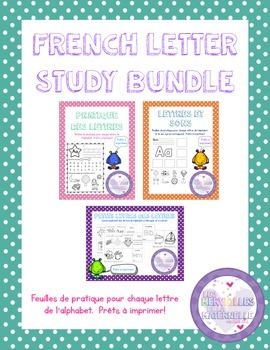French Letter Bundle