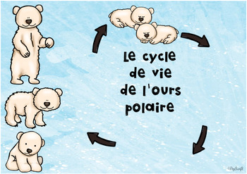 FRENCH BOOM CARDS • Life Cycle Sequencing