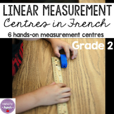 French Linear Measurement Centres Centers