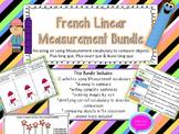French Linear Measurement- La mesure