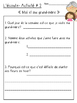 French Reading and Listening Bundle- Assessment and Activities