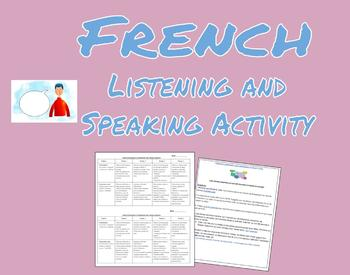 French Listening and Speaking Activity- Strange Things that are Banned
