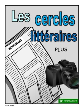 French Literary Circles - Les cercles littéraires