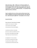 French Literature full text VICTOR HUGO Demain Des L' Aube with translation