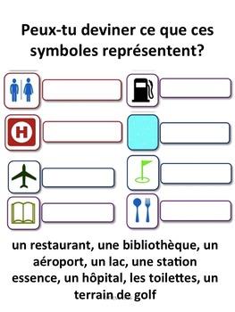 """French: """"Ma communauté locale: les personnes et leurs environnements"""", Immersion"""