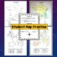 French Map Quiz:  Map Practice and Quizzes for France and Europe