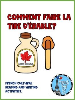 French Maple Taffy La Tire instructions Ontario French CultureCurriculum