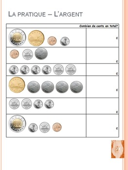 French 1-100 counting, patterns, addition & subtraction, problems worksheets