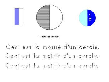 French Math Center Activities for Grades 1-2