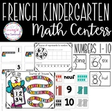 French Math Centers Numbers 1-10