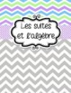 French Math Problem of the Week - Patterning (Les suites e