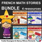 Résolutions de problèmes en mathématiques -  additions et soustractions - BUNDLE