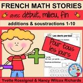 French Math Word Problems - Résolution de problèmes - Pour tous les jours